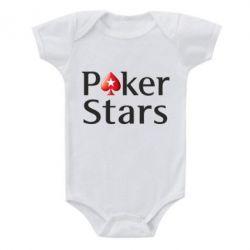Детский бодик Stars of Poker - FatLine