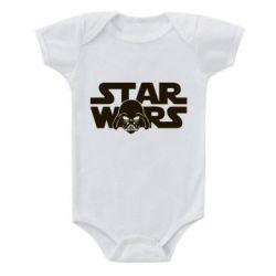 Детский бодик StarWars Logo - FatLine