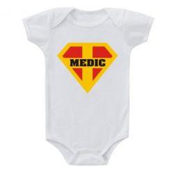 Детский бодик Super Medic - FatLine