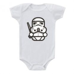 Детский бодик Sweet Stormtrooper - FatLine