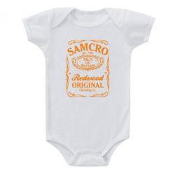Дитячий бодік Сини Анархії Samcro - FatLine