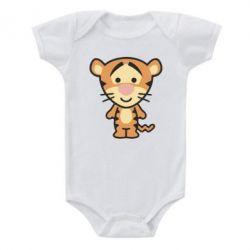Детский бодик тигрюля - FatLine