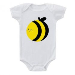 Дитячий бодік товста бджілка - FatLine