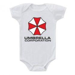 Детский бодик Umbrella - FatLine
