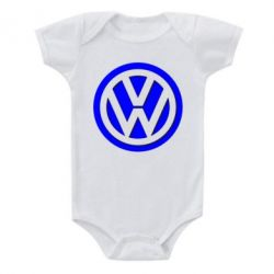 Детский бодик Volkswagen Logo - FatLine