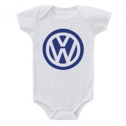 Детский бодик Volkswagen - FatLine