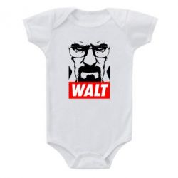 Детский бодик Walter White Obey - FatLine