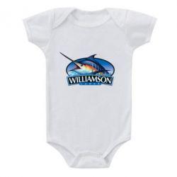Детский бодик Williamson - FatLine