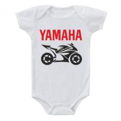 Детский бодик Yamaha Bike - FatLine
