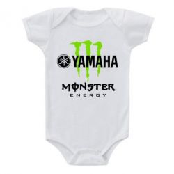 Детский бодик Yamaha Monster Energy - FatLine