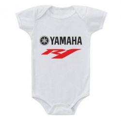 Детский бодик Yamaha R1 - FatLine