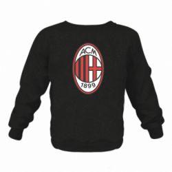 Дитячий реглан (світшот) AC Milan