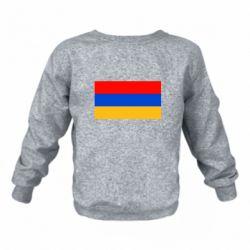 Дитячий реглан (світшот) Вірменія