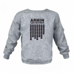 Детский реглан (свитшот) Armin Van Buuren Trance