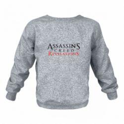 Дитячий реглан (світшот) Assassin's Creed Revelations