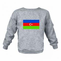 Детский реглан (свитшот) Азербайджан