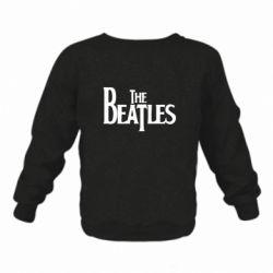 Детский реглан Beatles - FatLine