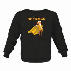 Дитячий реглан (світшот) BEERMAN