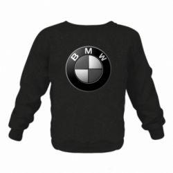 Дитячий реглан BMW Black & White - FatLine