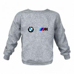 Дитячий реглан (світшот) BMW M
