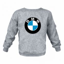 Детский реглан (свитшот) BMW Small