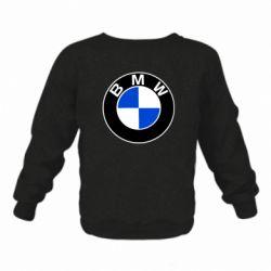 Детский реглан (свитшот) BMW
