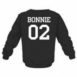 Дитячий реглан (світшот) Bonnie 02