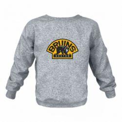 Детский реглан Boston Bruins - FatLine