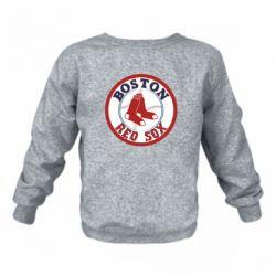 Дитячий реглан (світшот) Boston Red Sox