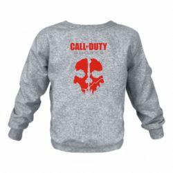 Дитячий реглан (світшот) Call of Duty Ghosts