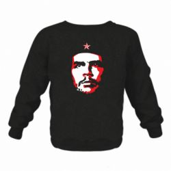 Дитячий реглан (світшот) Che Guevara face