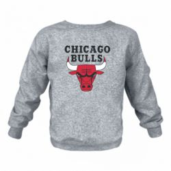 Детский реглан (свитшот) Chicago Bulls Classic