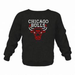 Дитячий реглан (світшот) Chicago Bulls Logo