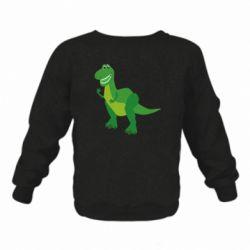 Детский реглан (свитшот) Dino toy story