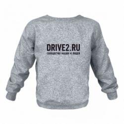 Детский реглан Drive2.ru - FatLine