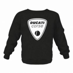 Детский реглан (свитшот) Ducati Corse