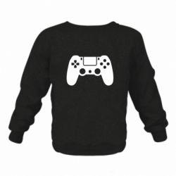 Дитячий реглан (світшот) Джойстик PS4