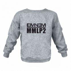 Детский реглан (свитшот) Eminem MMLP2