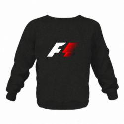 Детский реглан (свитшот) F1