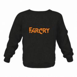Дитячий реглан (світшот) FarCry