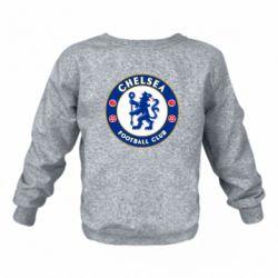 Детский реглан (свитшот) FC Chelsea