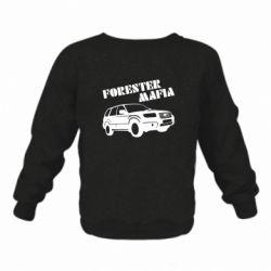 Детский реглан (свитшот) Forester Mafia