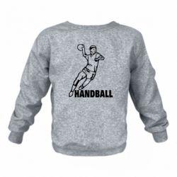 Детский реглан (свитшот) Handball