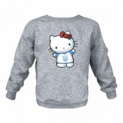 Детский реглан (свитшот) Hello Kitty UA