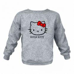 Дитячий реглан (світшот) Hello Kitty