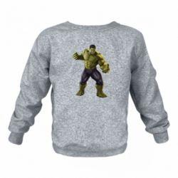 Дитячий реглан (світшот) Incredible Hulk 2