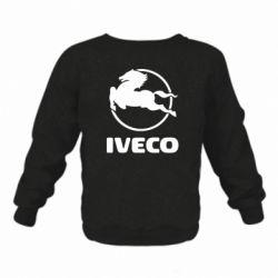Детский реглан (свитшот) IVECO
