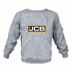 Дитячий реглан (світшот) Jgb logo2