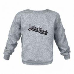 Дитячий реглан (світшот) Judas Priest Logo
