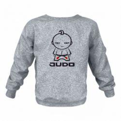 Дитячий реглан (світшот) Judo Fighter